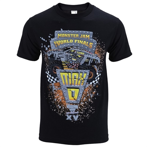 World Finals XV Max-D Tee