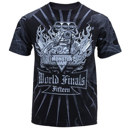 World Finals XV Motor Tee