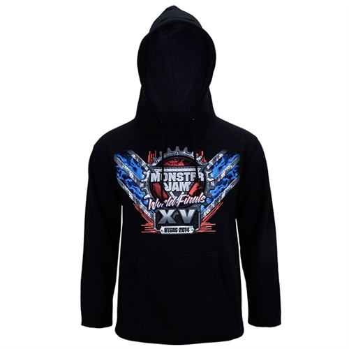 World Finals XV Pullover Hoodie