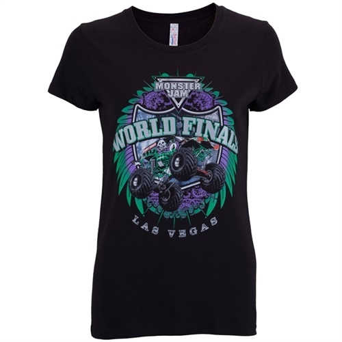 World Finals XV Lady's Showgirl Tee