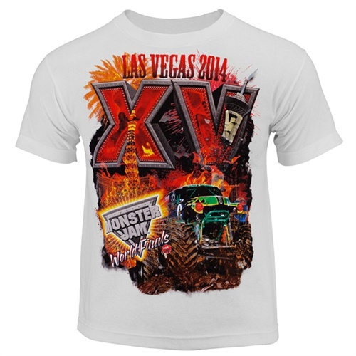 World Finals XV Destruction Youth Tee