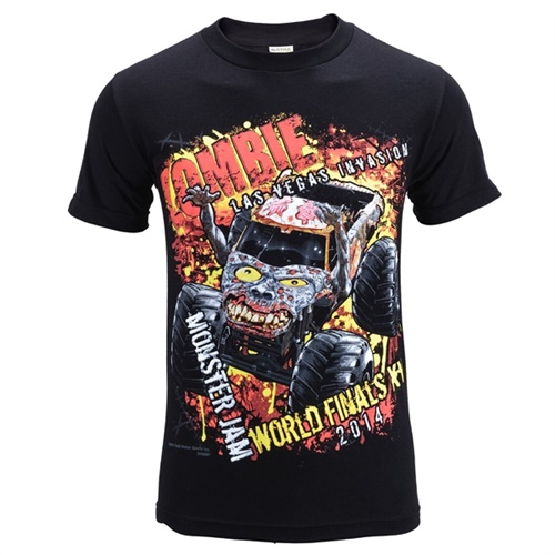 World Finals XV Zombie Tee
