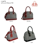 CA1078 - ALFA BAG Designer Handbag (12pcs per case)