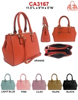 CA3167 - ALFA BAG Designer Handbag (12pcs per case)