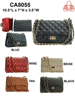 CA8055 - Quilted Fashion Purse (12pcs per case)