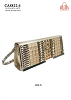 CA8812-4 - Elegant Bling Bling Evening Clutch (24pcs per case)