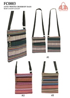 FC0003 - Aztec Print Crossbody Bag (48 pcs per case)