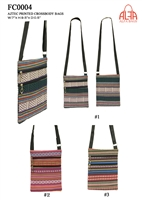 FC0004 - Aztec Print Crossbody Bag (48 pcs per case)