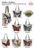 FC0012 - ALFA Signature Tapestry Tote Bag (36pcs per case)
