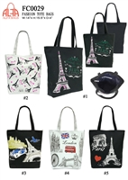 FC0029 - Destination Print Toto Bag (48pcs per case)