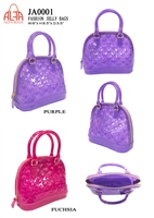 JA0001 - ALFA BAG Designer JELLY Crossbody  (12pcs per case)