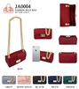 JA0004 - ALFA BAG Designer JELLY Crossbody  (12pcs per case)