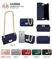 JA0006 - ALFA BAG Designer JELLY Crossbody  (12pcs per case)