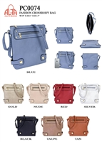 PC0074 - ALFA BAGS Fashion Purse (12pcs per case)