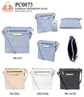 PC0075 - ALFA BAGS Fashion Purse (12pcs per case)