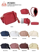 PC0091 - ALFA BAGS Fashion Purse (12pcs per case)
