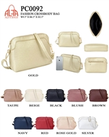 PC0092 - ALFA BAGS Fashion Purse (12pcs per case)