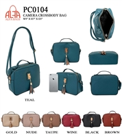PC0104 - ALFA BAGS Fashion Purse (12pcs per case)