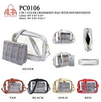 PC0106 - ALFA BAGS Fashion Purse (12pcs per case)