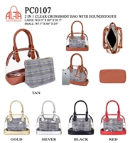 PC0107 - ALFA BAGS Fashion Purse (12pcs per case)
