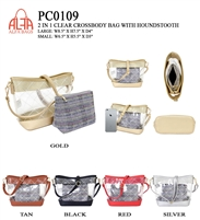 PC0109 - ALFA BAGS Fashion Purse (12pcs per case)