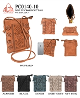PC0140-10 - ALFA BAGS Fashion Purse (12pcs per case)