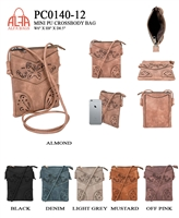 PC0140-12 - ALFA BAGS Fashion Purse (12pcs per case)