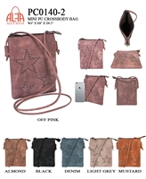 PC0140-2 - ALFA BAGS Fashion Purse (12pcs per case)