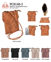 PC0140-3 - ALFA BAGS Fashion Purse (12pcs per case)