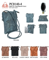 PC0140-4 - ALFA BAGS Fashion Purse (12pcs per case)