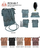 PC0140-7 - ALFA BAGS Fashion Purse (12pcs per case)