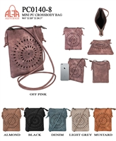 PC0140-8 - ALFA BAGS Fashion Purse (12pcs per case)