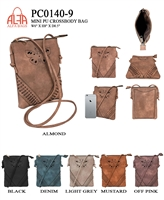 PC0140-9 - ALFA BAGS Fashion Purse (12pcs per case)