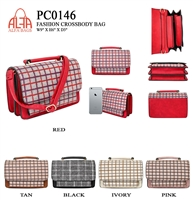 PC0146 - ALFA BAGS Fashion Purse (12pcs per case)