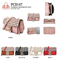 PC0147 - ALFA BAGS Fashion Purse (12pcs per case)