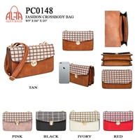 PC0148 - ALFA BAGS Fashion Purse (12pcs per case)