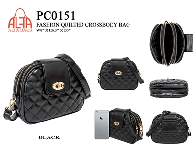 PC0151 - ALFA BAGS Fashion Purse (12pcs per case)