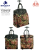 T-HAP2016A - Happy Paisley 4 wheels / 360 degrees Rollies Rolling Tote ( 6pcs per case)