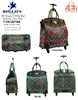 T-TAJ2016A - Tai Mahal 4 wheels / 360 degrees Rollies Rolling Tote ( 6pcs per case)