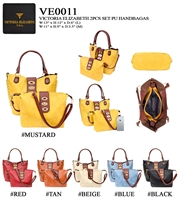 Victoria Elizabeth 2 in 1 Fashion Purse (12 pcs per case)