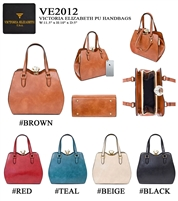 Victoria Elizabeth  Fashion Purse (12 pcs per case)