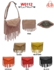W0112 - American Style Fringe Crossbody Purse (24pcs per case)