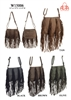 W15006 - American Style Fringe Crossbody Purse (24pcs per case)