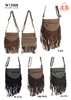 W15008 - American Style Fringe Crossbody Purse (24pcs per case)