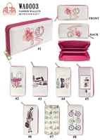 WA0003 - TeenLove Fashion Wallet (72pcs per case)