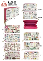 WA0007 - Snack Time Fashion Wallet (72pcs per case)
