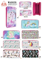 WA0029 - Unicorn Fashion Wallet (72pcs per case)
