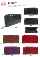 WA0037 - Colored Pixel Fashion Wallet (72pcs per case)