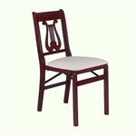 Stakmore Music Back Folding Chair