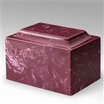 Berry Ionian Cultured Marble Urn
